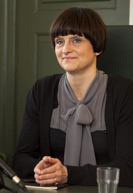 Ragna Árnadóttir dómsmálaráðherra.