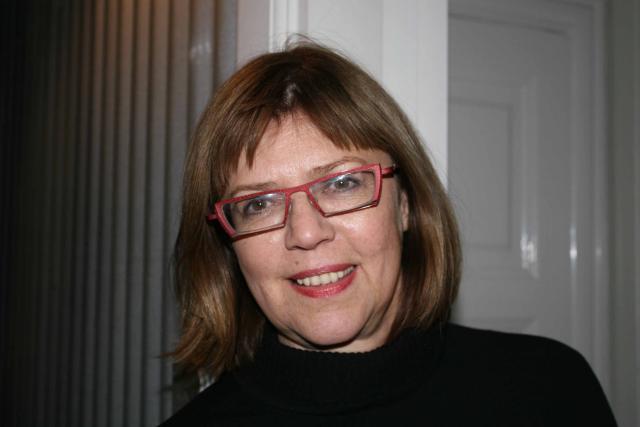 Álfheiður Ingadóttir heilbrigðisráðherra.