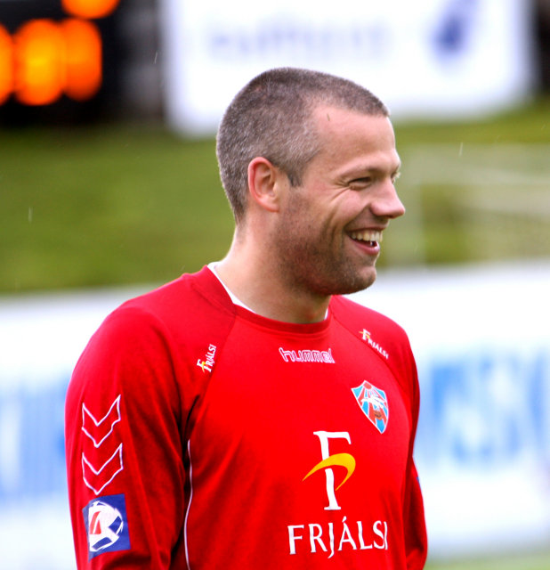 Helgi Sigurðsson fór úr Val í Víking, sitt uppeldisfélag, og ...