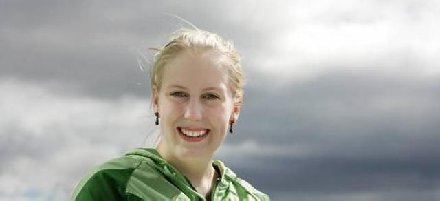 Sigrún Vala Baldursdóttir.
