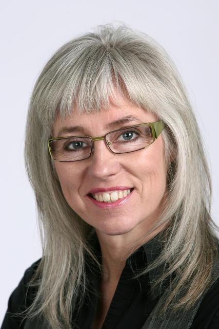 Ásgerður Halldórsdóttir bæjarstjóri á Seltjarnarnesi.