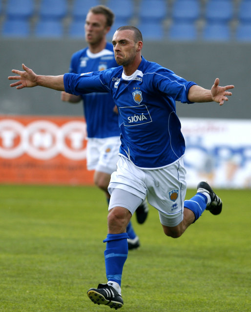 Paul McShane er kominn í Keflavík frá Fram.