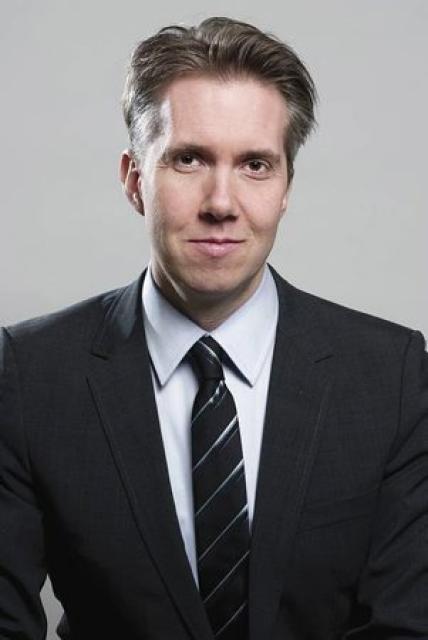 Valdimar Svavarsson tók við stjórnarformennsku í félaginu nú í október.