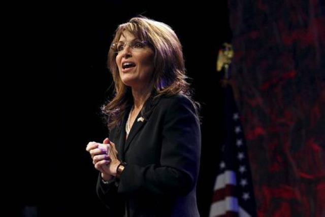 Sarah Palin segir Ísland ekki verða fallegt áfram ef Íslendingar ...