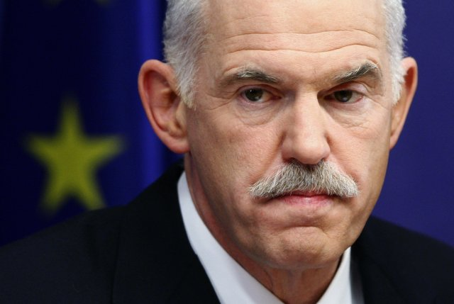 George Papandreou, forsætisráðherra Grikklands.