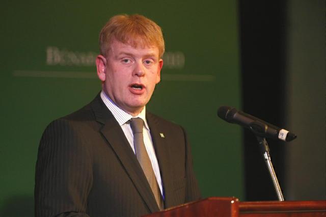 Haraldur Benediktsson, formaður Bændasamtaka Íslands.