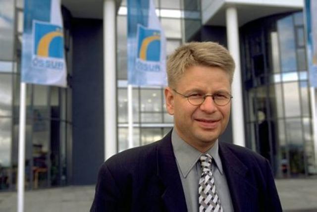 Jón Sigurðsson, forstjóri Össurar