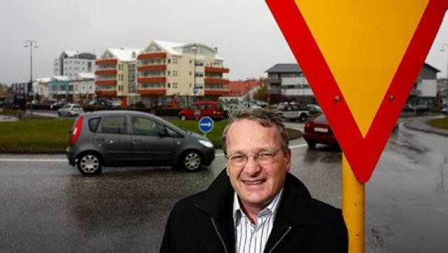 Lúðvík Geirsson.