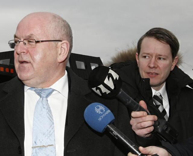 Kristján L. Möller, formaður atvinnuveganefndar Alþingis. Mynd úr safni.