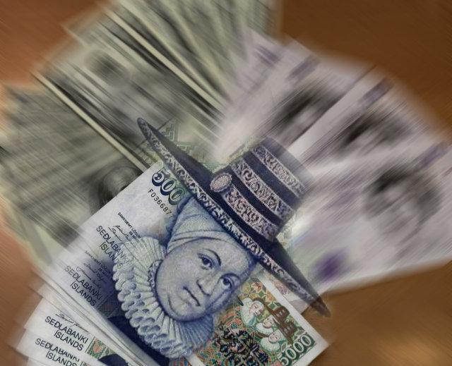 50 milljónir króna voru til rannsóknar vegna málsins.