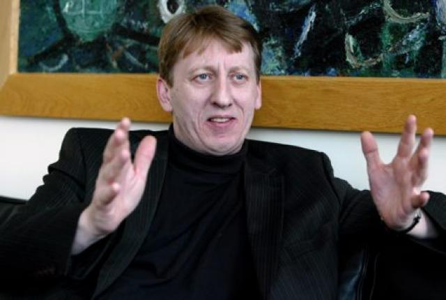 Pálmi Haraldsson.