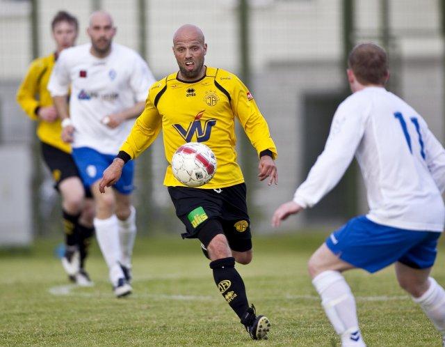 Bjarki Gunnlaugsson er kominn í FH á ný.