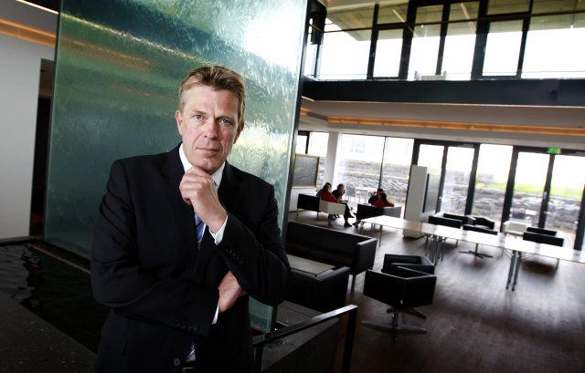 Höskuldur H. Ólafsson er nýr bankastjóri Arion banka.