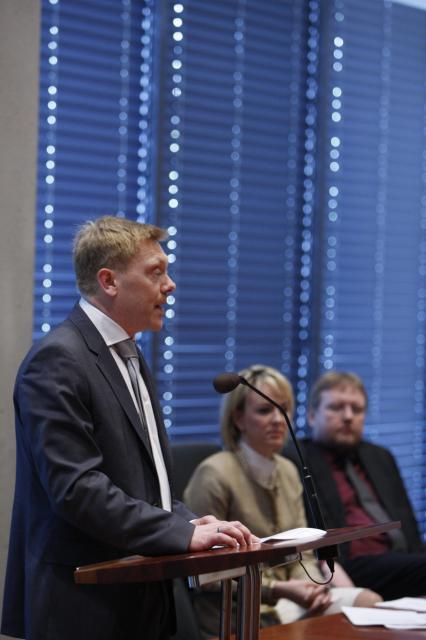 Jón Gnarr nýr borgarstjóri í Reykjavík
