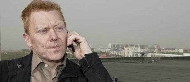 Jón Gnarr, borgarstjóri Reykjavíkur