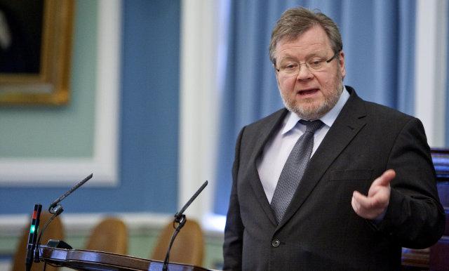 Össur Skarphéðinsson