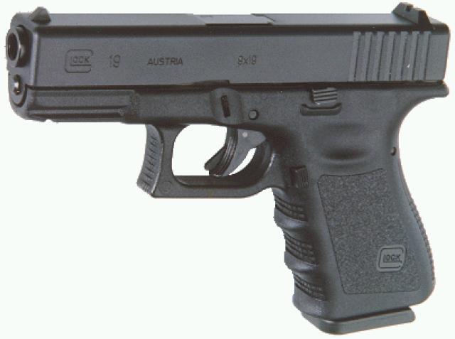 9 mm Glock skambyssur eru mjög öflugar.