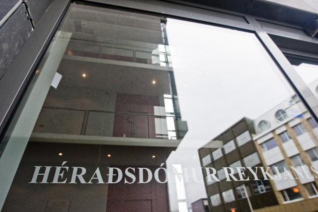 Héraðsdómur Reykjaness í Hafnarfirði.