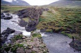 Frá Flekkudalsá í Dalasýslu. Hún verður nú hluti af vöruframboði Stangaveiðifélags Reykjavíkur.