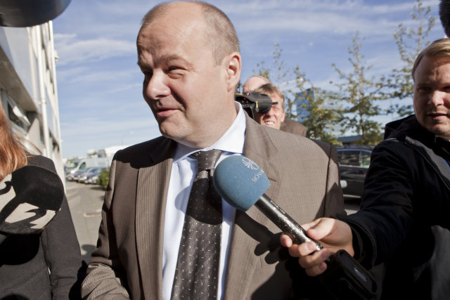 Sigurður Einarsson.