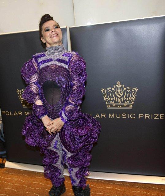 Björk Guðmundsdóttir