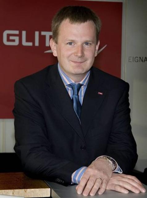 Alexander K. Guðmundsson er forstjóri Geysis Green, en það félag …