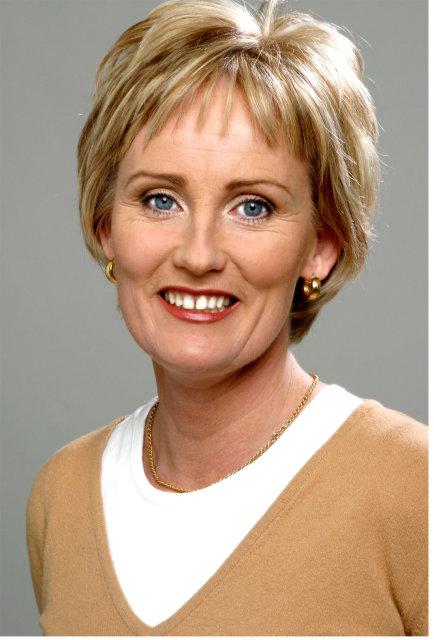 Stefanía Óskarsdóttir.