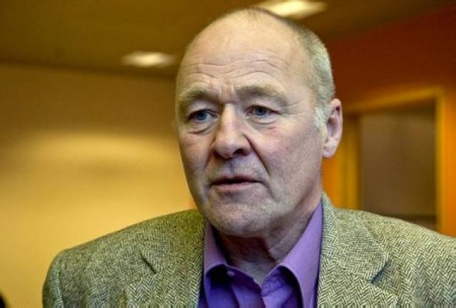 Atli Gíslason, þingmaður VG.