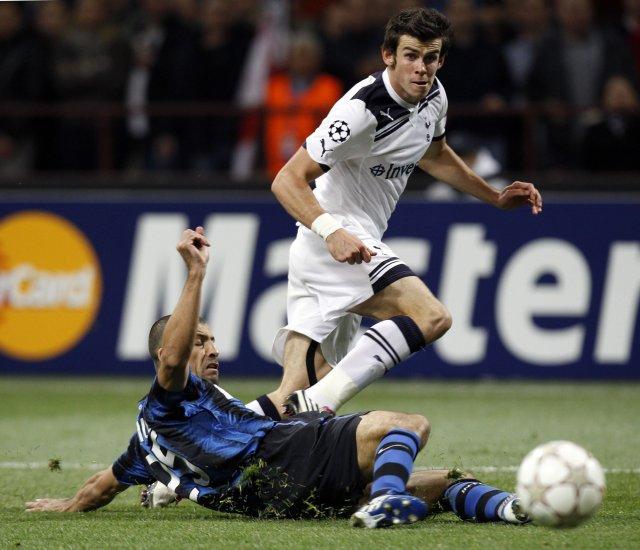 Gareth Bale er að verða einn besti kantmaður heims.
