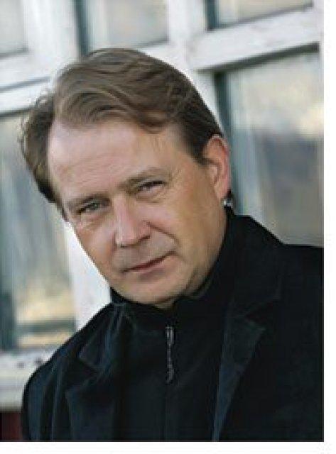 Gunnar Hersveinn, heimspekingur og rithöfundur.