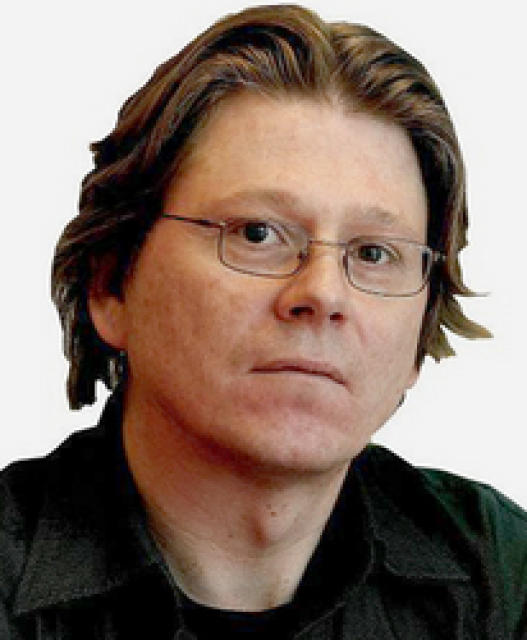 Eiríkur Bergmann Eiríksson.