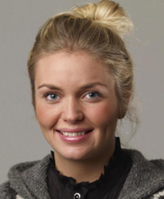 Ástrós Gunnlaugsdóttir.