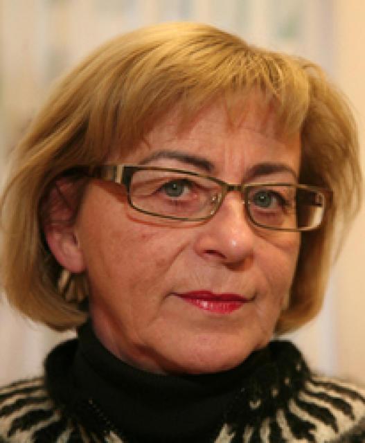 Katrín Fjeldsted.