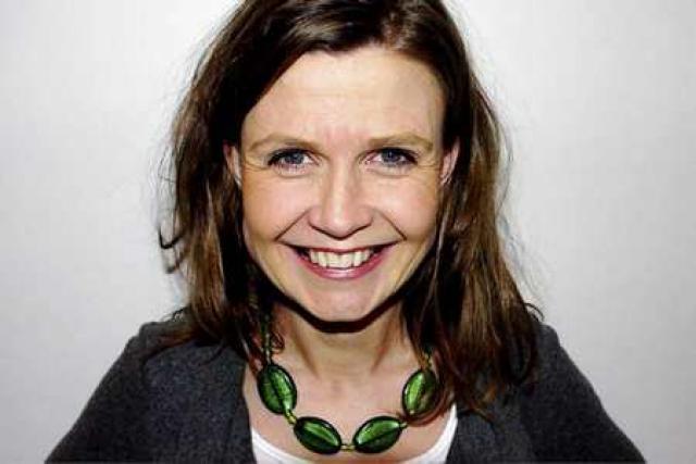 Sóley Tómasdóttir, oddviti VG í borgarstjórn.