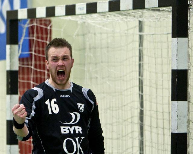 Pálmar Pétursson, markvörður FH.