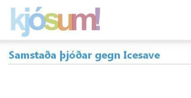 Vefsíða kjósum.is