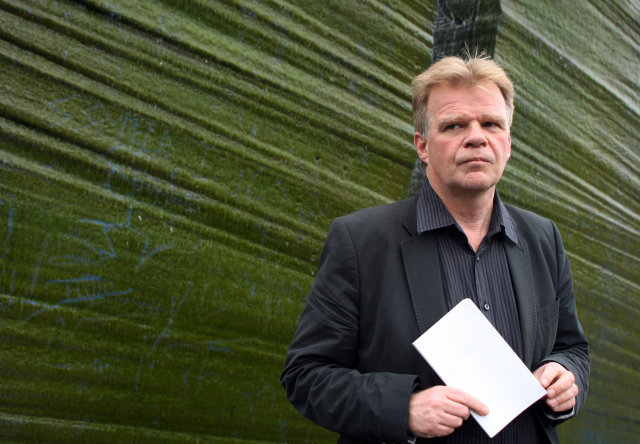 Einar Már Guðmundsson rithöfundur er lesinn víða um lönd.