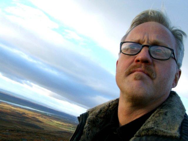 Ásgeir Þórhallsson Hvítaskáld.