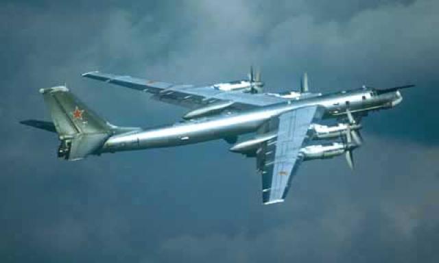 Rússnesk TU-95