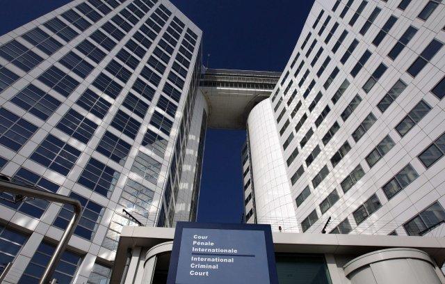 Alþjóðasakamáladómstólinn (ICC) í Haag.