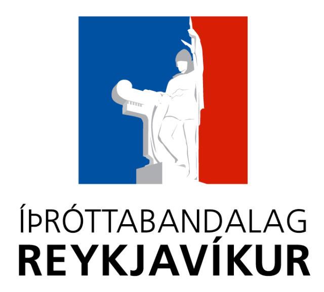 Íþróttabandalag Reykjavíkur.