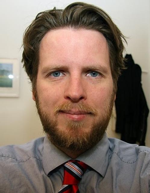 Guðmundur Hörður Guðmundsson.