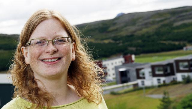 Sigríður Guðmarsdóttir, sóknarprestur í Grafarholti.
