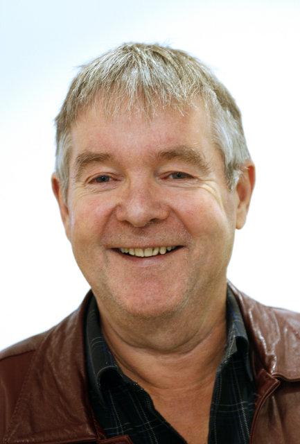 Jón Kristjánsson fiskifræðingur.