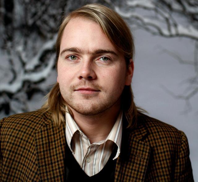 Jón Bjarki Magnússon.