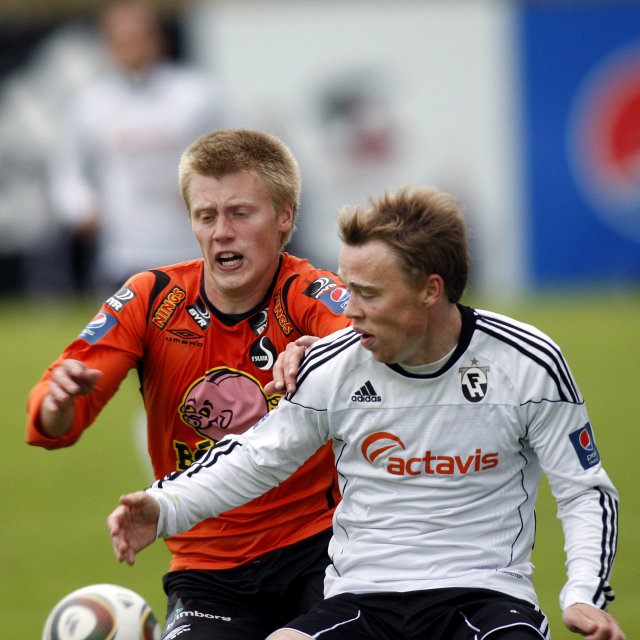 Ásgeir Örn Arnþórsson er kominn aftur í Fylki.