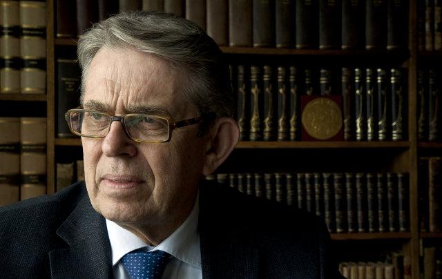 Björn Bjarnason, fyrrverandi dómsmálaráðherra.