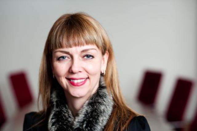 Siv Friðleifsdóttir.