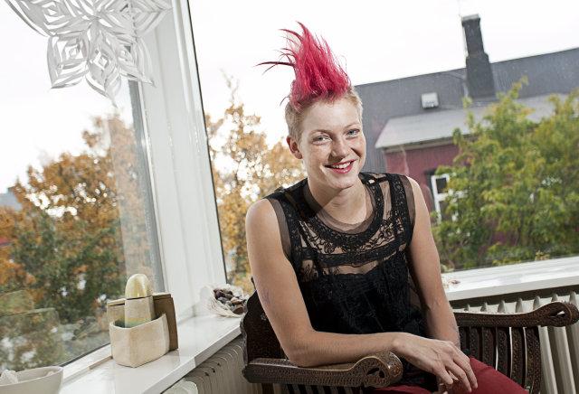 Saga Garðarsdóttir.