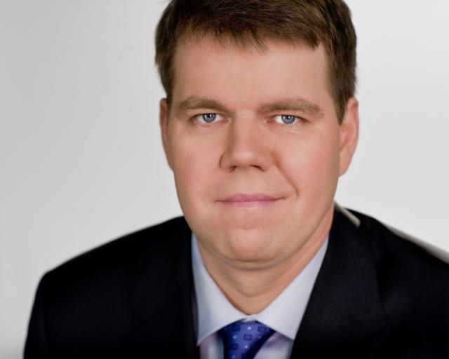 Páll Magnússon.